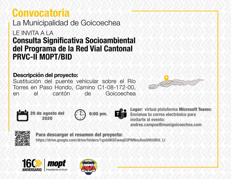 INVITACIÓN DIGITAL PARA L@S VECIN@S DE GOICOECHEA